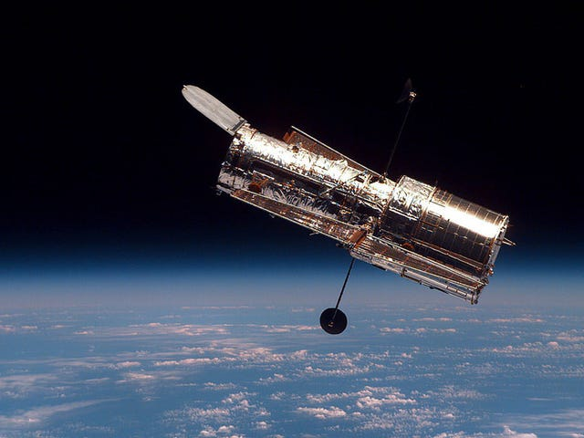Scientists Work to Keep Hubble Telescope Functioning After Another Gyroscope Fails