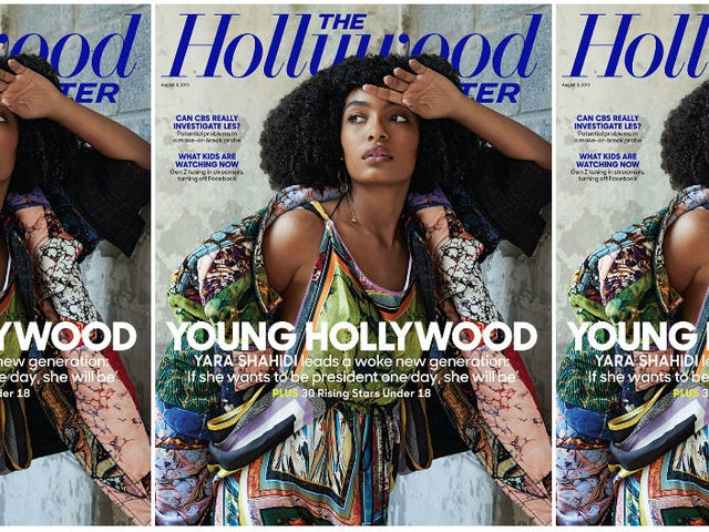 Grown-ish Is Cute, But Yara Shahidi Wants You to Get Politically Involved
