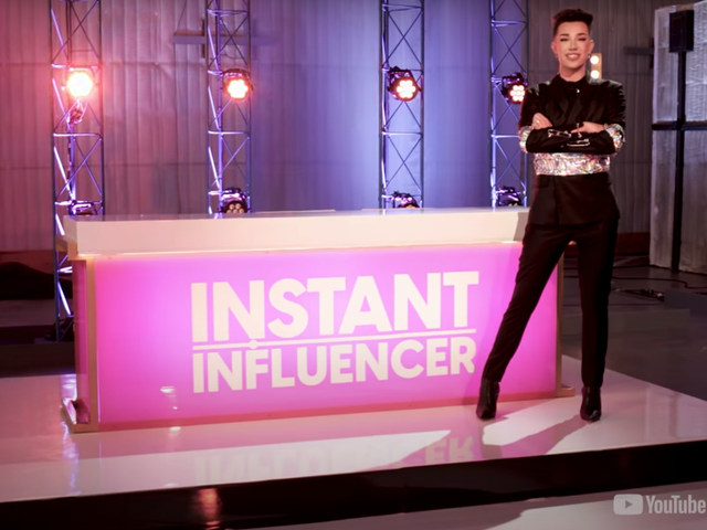 James Charles's Influencer Show Is a Haphazard America's Next Top Model Rip-Off That's Also Pretty Good