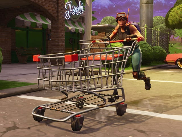 Fortnite's Shopping Cart Woes: A Timeline