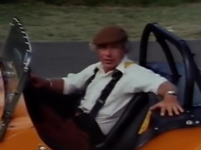 यह पीटर Wherrett करने के लिए कैसे 1970 के दशक कारों को बदलने के लिए छोड़ दें