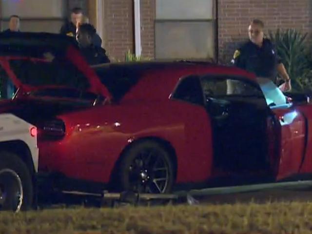 Houston Car Salesman kidnappet på Dodge Challenger Test Drive