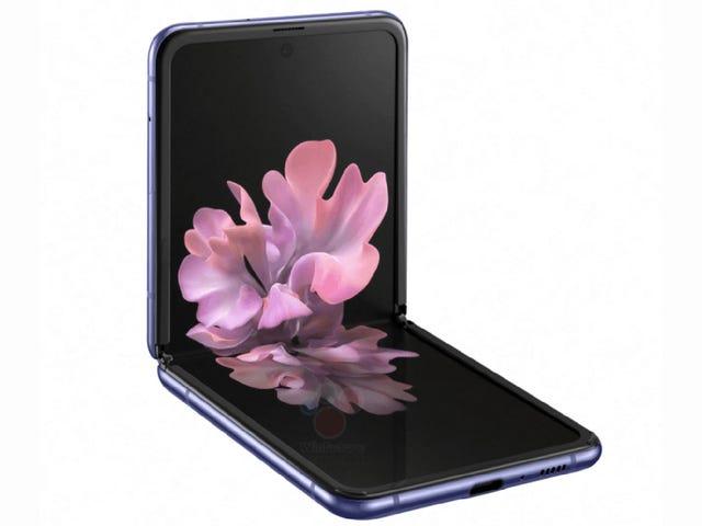 Massive Leak afslører stort set alt om Samsungs næste sammenfoldelige telefon