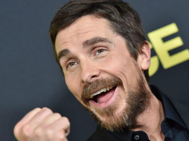 골든 글로브 동안 Christian Bale의 외침으로 사탄 교회