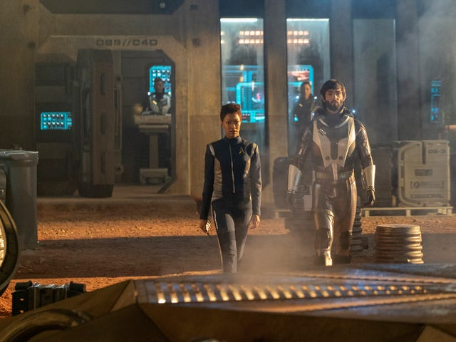 Michael risks it all with little reason on Star Trek: Discovery