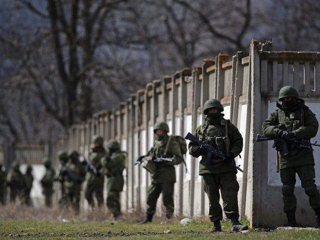 事故の後、ロシア軍の自衛隊の日に番号が付けられる