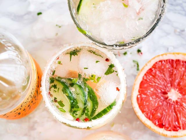 You Should Salt Your Summer Beverages