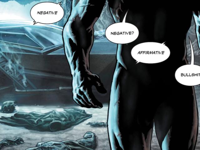Gracias a la censura, DC ha convertido el pene de Batman en un objeto de coleccionista