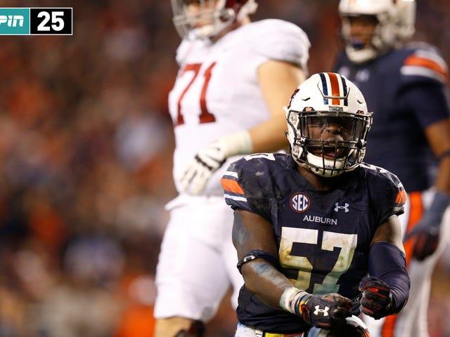 Auburn está pronto para ganhar mais do que a bacia de ferro