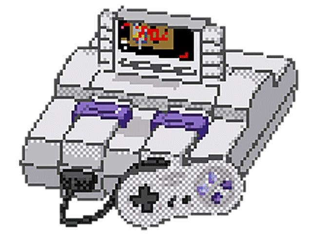 Κονσόλες Nintendo που εκπέμπουν τον εαυτό τους