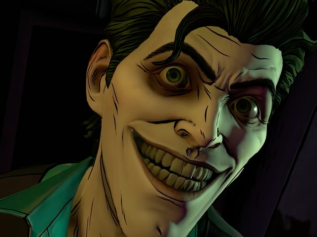 The Joker Looks Ready to Explode in the Next Episode ofBatman: The Enemy Within