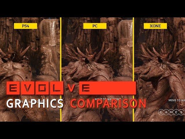 <i>Evolve</i> σε PC vs PS4 εναντίον Xbox One