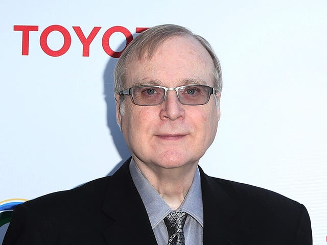 Rest in Peace, Paul Allen