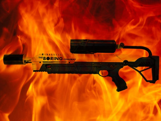 Is It Legal to Own a Flamethrower?