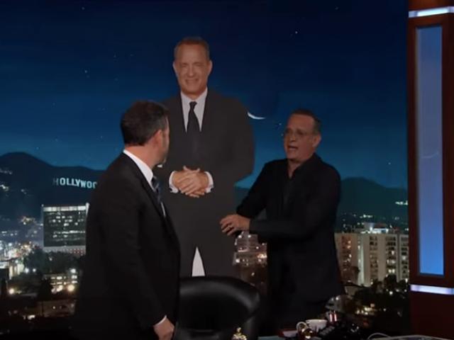 Tom Hanks flips out, spills Disney secrets, shoplifts Tom Hanks