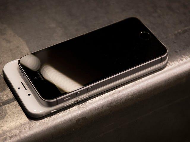RIP iPhone SE