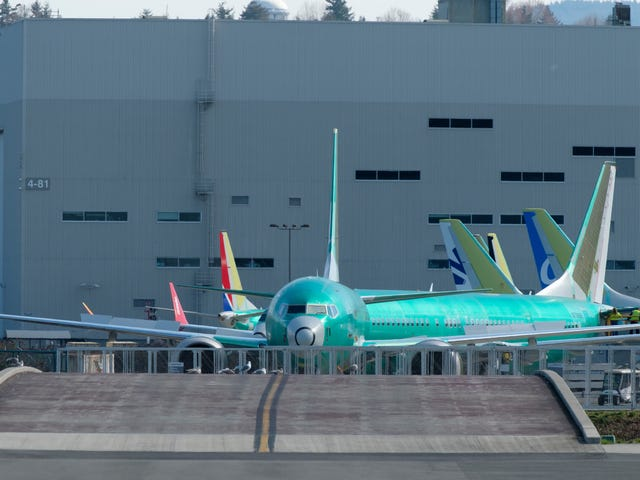 """Έκθεση FAA: Το Boeing 737 Max Software είναι """"λειτουργικά κατάλληλο"""""""