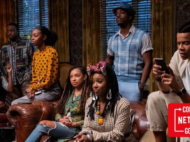 Ce qui va et vient de Netflix la semaine du 29 juillet 2019