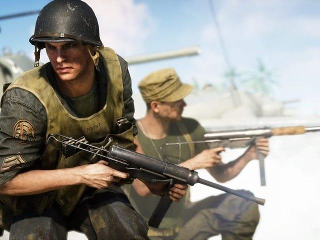 Battlefield V Pasifik'e Geri Dönüyor
