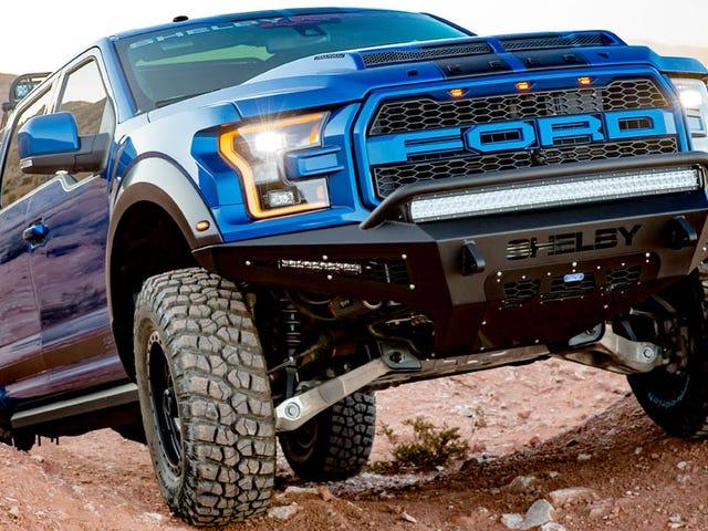 Saya Hanya Satu Kata Untuk $ 117,460 Shelby Ford Raptor: Kenapa