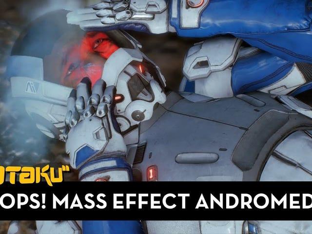 Me puhumme <i>Mass Effect: Andromeda</i> Turbulentti Kehityksestä