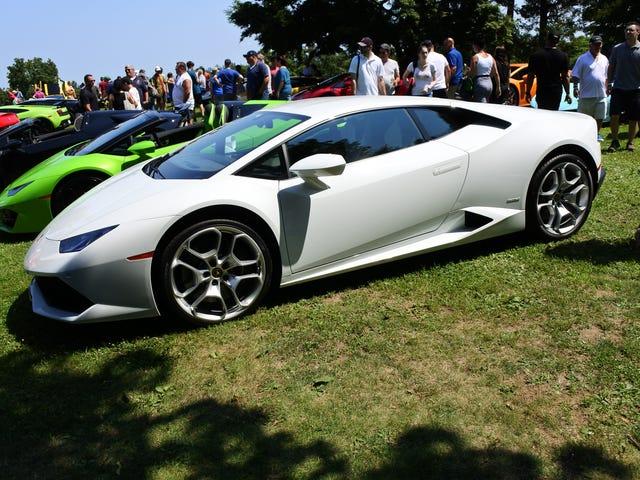 <i>Tutto Italiano</i> 2018 - Lamborghini