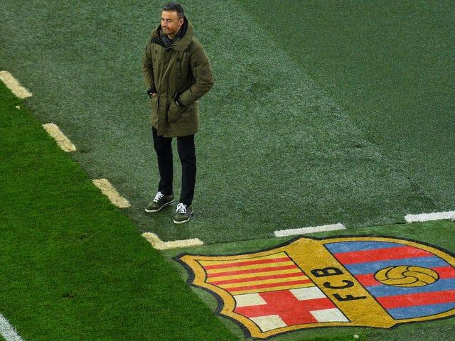 Como Luis Enrique perdeu seu lugar em Barcelona