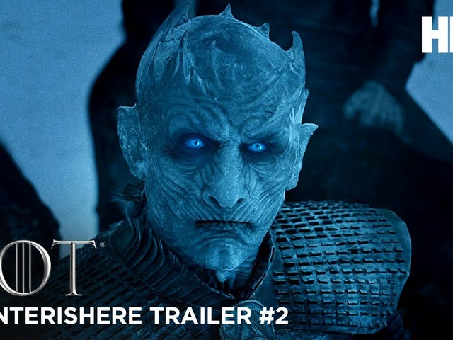 Winter Is Here, Y&#39;all: Your <i>Game of Thrones</i> Seizoen 7 Premiere Open Thread
