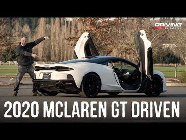 2020 McLaren GT Driven
