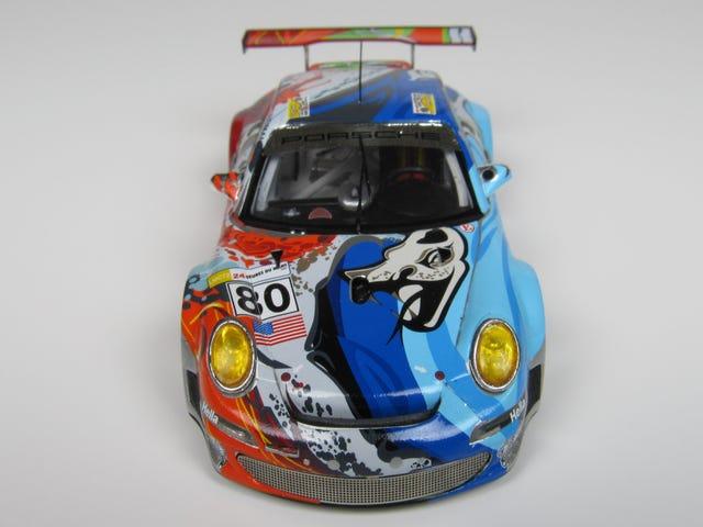 Car Week: 1/43 Spark Porsche 911 RSR