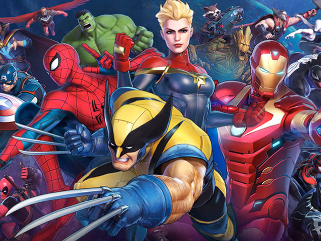 The Week In Games: Avengers And Everyone Else, Assemble!
