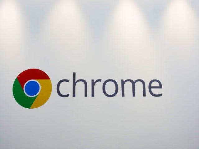 La nueva versión de Chrome genom att göra det möjligt att ladda ner bilder som du kan reproducera automatiskt (som du vill hacerlo)