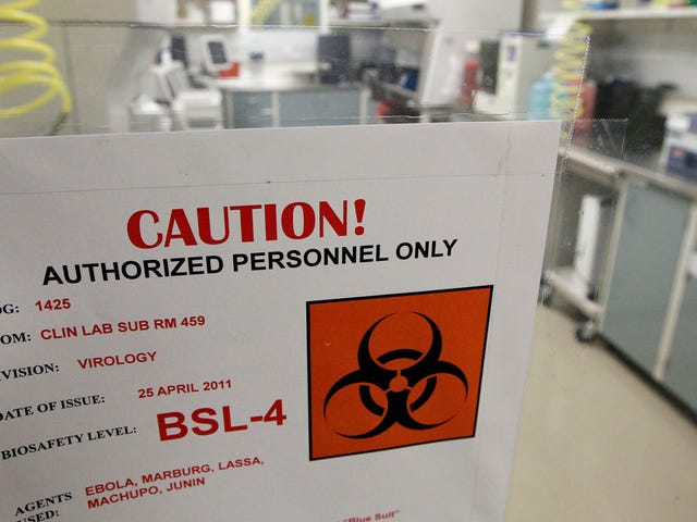 Military's Deadly Germ Lab Shut Down Due to Sloppy Work, Leaky Equipment