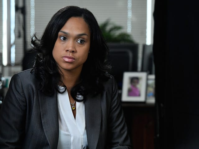 They'll Pass: Baltimore Courts Deny Mosby's Attempt to Throw Out Some 5,000 Marijuana Convictions
