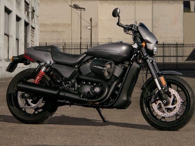 Le Harley-Davidson Street Rod 750 est exactement ce que je pensais qu'il serait
