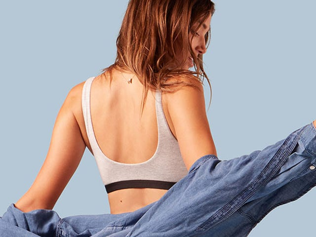 Get The New MeUndies Bralette: Same Soft Fabrics For All Day Comfort (20% Off)
