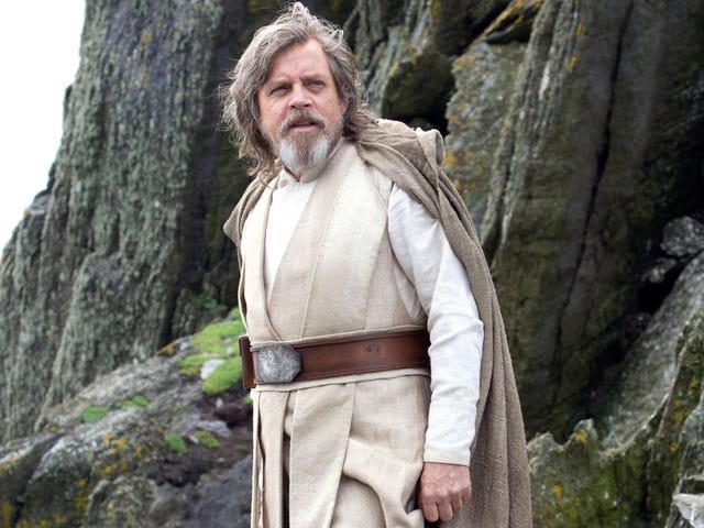 Luke Skywalker Can Be SAVED In Episode IX (SPOILERS for The Last Jedi and the original Star Wars trilogy)