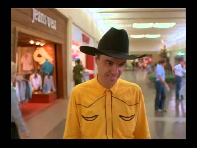 NorthPark Mall in True Stories (1986)