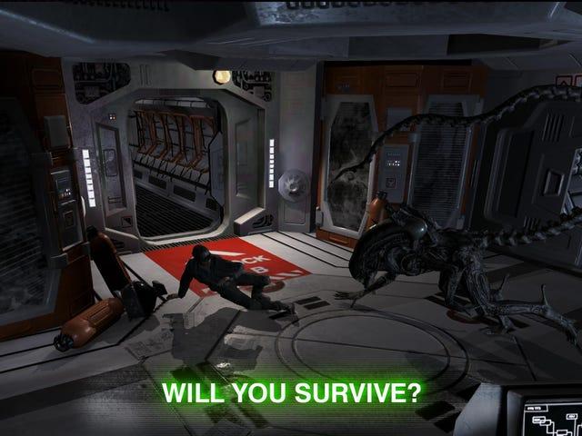 Seqüência de isolamento alienígena anunciada para telefones
