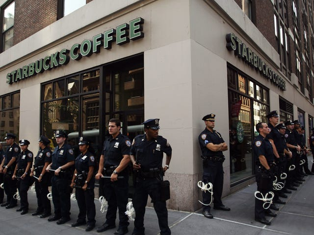 5 Philadelphia Starbucks Locations Called Cops on Customers About Once Per Month: Report