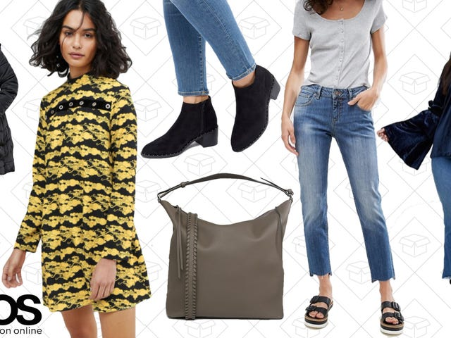 ASOS' Massive Sale Is Now Up to 70% Off