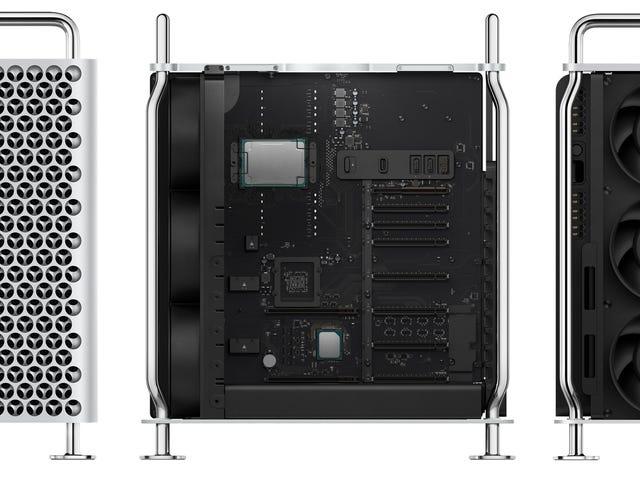 Nu kan du købe den nye Mac Pro: kun hjulene koster $ 400