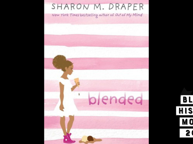 28 Days of Literary Blackness With VSB | Day 21: Blended by Sharon M. Draper