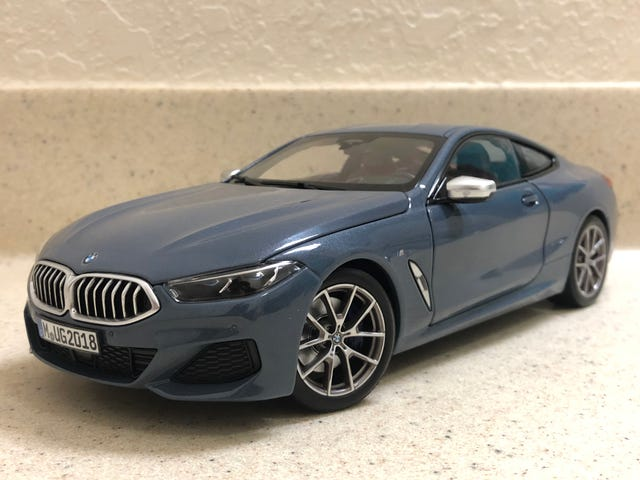 Norev 1/18 2019 BMW M850i xDrive Coupe