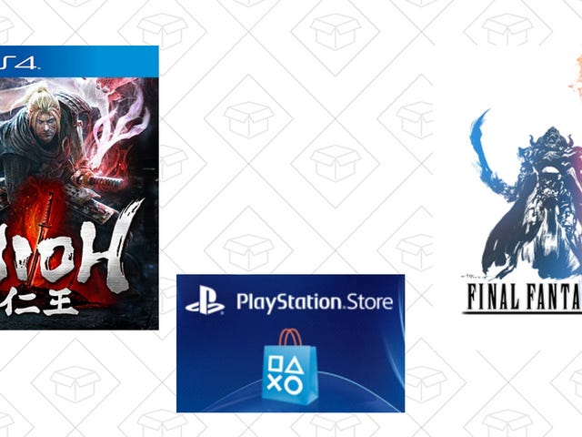 Get 10% Off PlayStation Games and PSN Credit