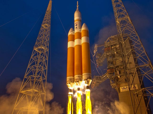 Delta IV Heavy scheduled to launch today!