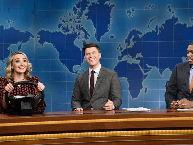 Saturday Night Live is coming back this weekend with some kind of new episode