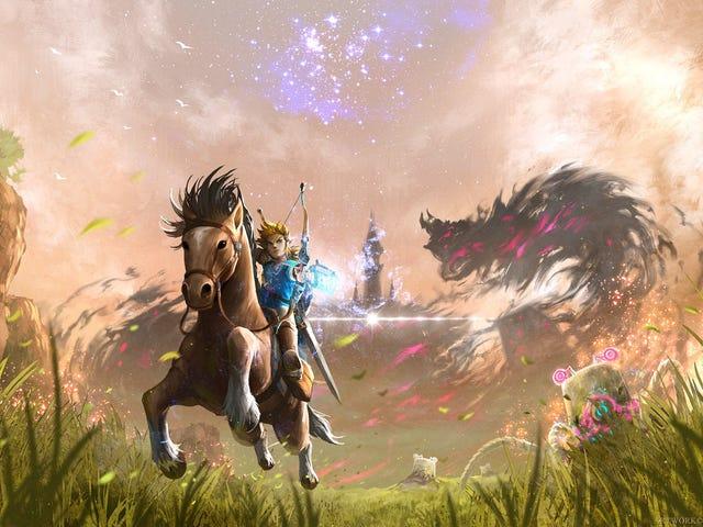 Zelda Death Haiku