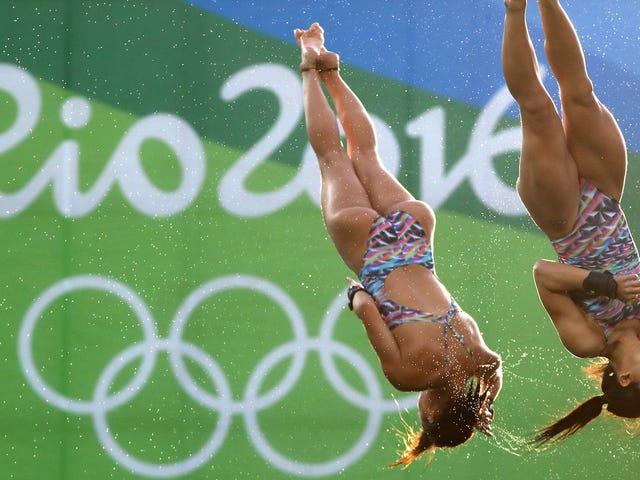 An Olympic Diving Team Has Broken Up Over an Alleged Fuck Fest