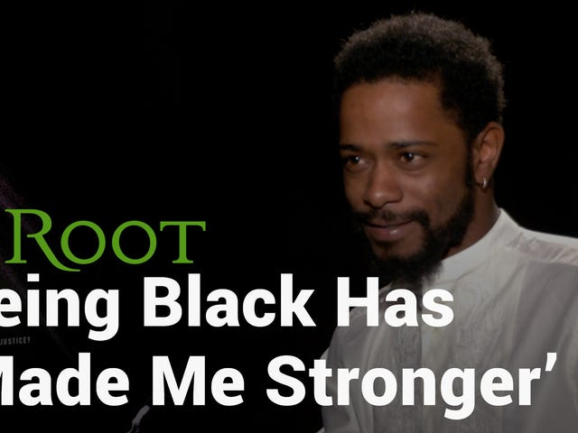 Lakeith Stanfield Loves the Beauty, Curls and Challenges of Being Black